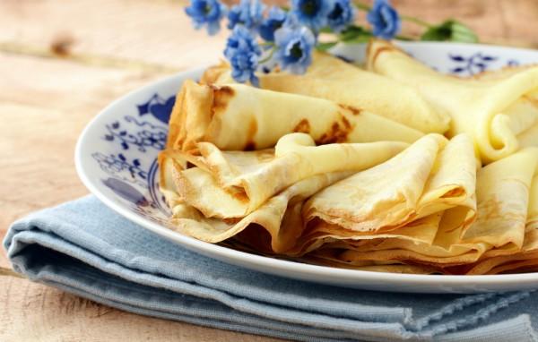 Печь вкусные блины — 1