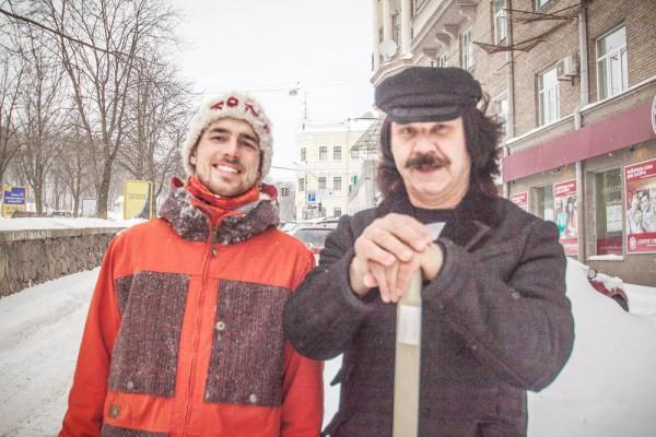 Павел Зибров: Нужно помогать друг другу