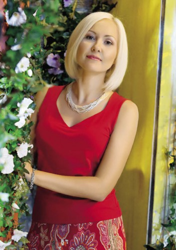 Василиса Володина стала мамой