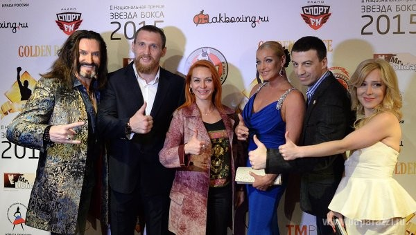 Никита Джигурда с Мариной Анисиной впервые появились на публике после бракоразводного процесса
