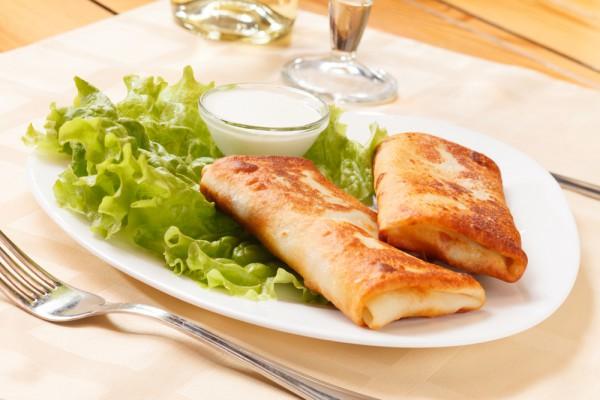 Мясной пирог овощами рецепт