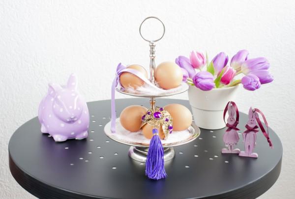 Пасхальные кролики символизируют плодородие.