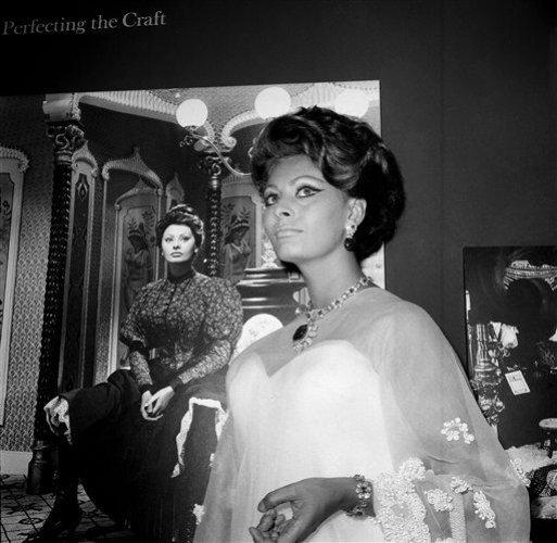 Так выглядела Софи Лорен в 1967 году