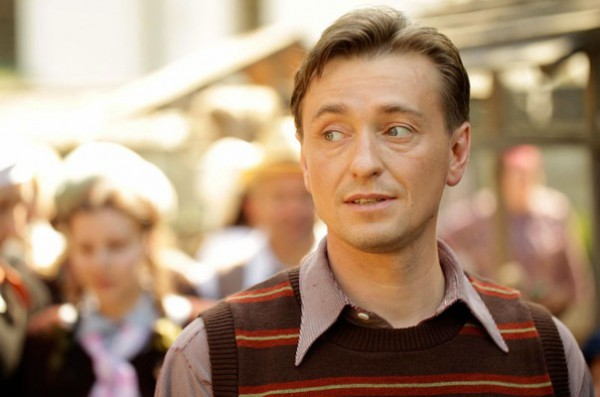 Сергею Безрукову исполнилось 40 лет