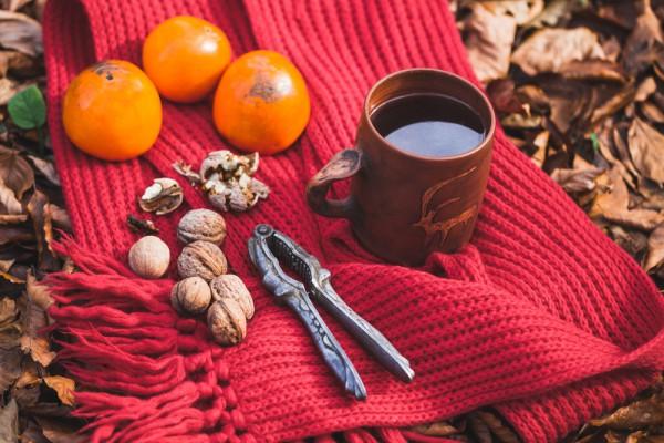 Чай из хурмы для укрепления иммунитета
