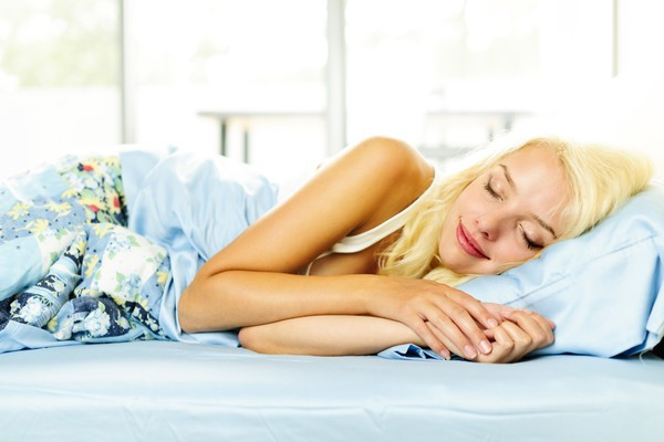 Отдыхай не менее 7-8 часов