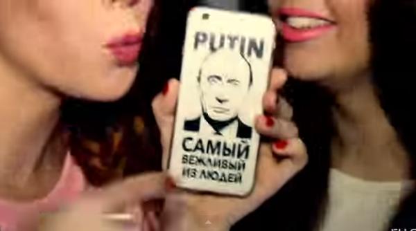 Кадр из нового клипа Анастасии Стоцкой
