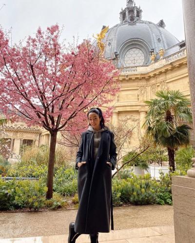 Екатерина Кухар во Франции