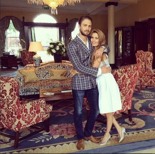 Виктория Боня и Алекс Смерфит/ instagram.com/victoriabonya