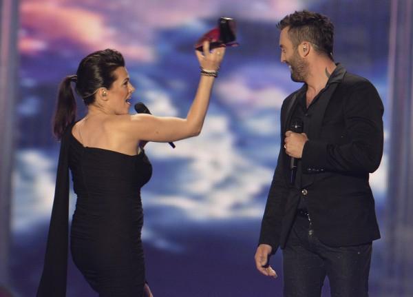 Евровидение 2015: Выступление Марты Яндова и Вацлава Ноид Барта (Чехия) во втором полуфинале