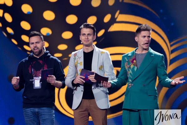Евровидение-2017: со 2-го полуфинала