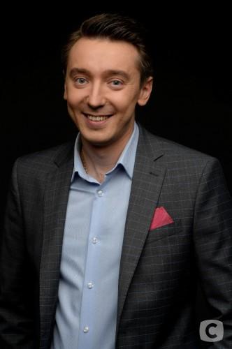 Михаил Присяжнюк, ведущий ток-шоу