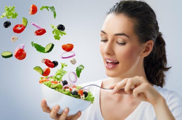 Как приучить себя к здоровому питанию
