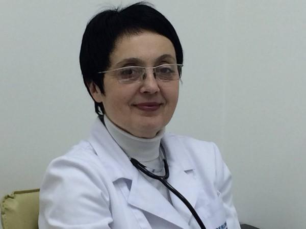 Галина Новикова, врач-эндокринолог