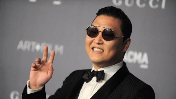 Рэпер Psy посетил Россию