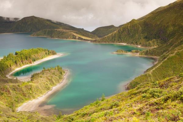 По другую сторону объектива: Азорские острова
