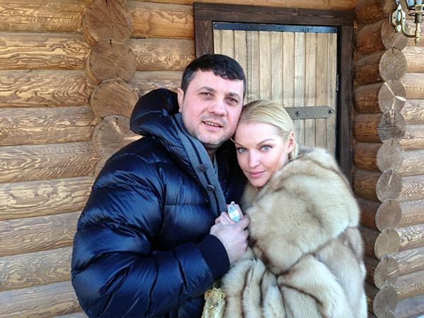 Анастасия Волочкова рассказала о Бахтияре Салимове