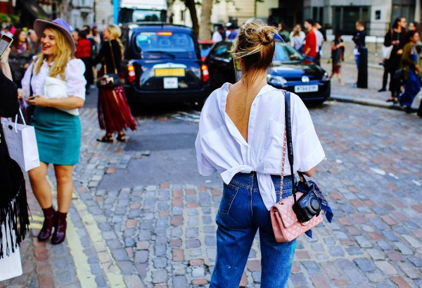 Стильные образы гостей Недели моды в Лондоне