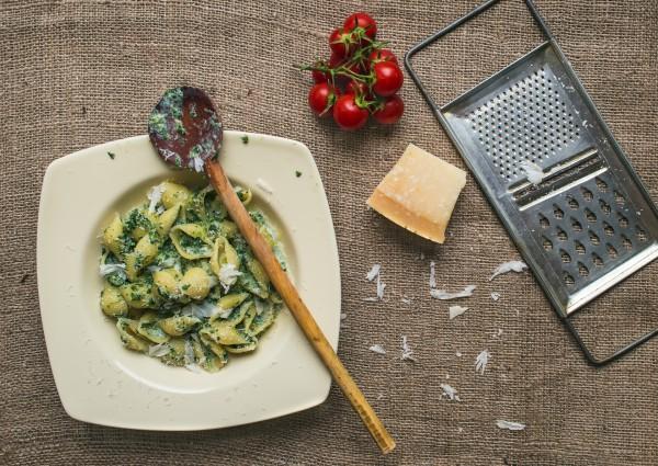 Рецепт                  Как приготовить пасту со шпинатом: рецепт от Алексея Суханова