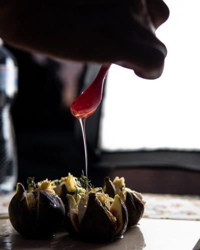Идеальная закуска из инжира и сыра от судьи