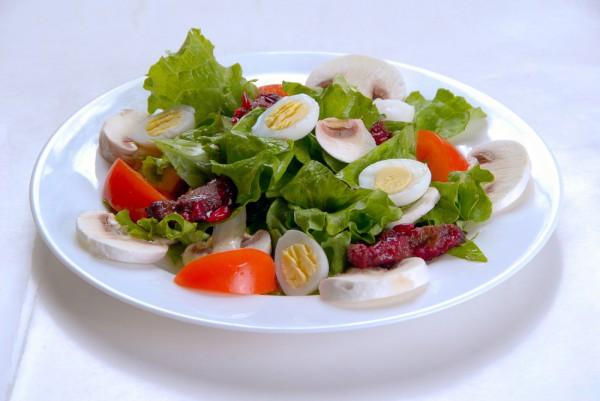 Лионский салат на 8 Марта