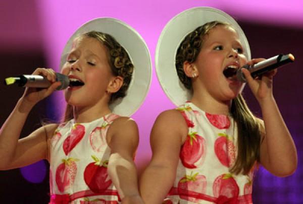 Эти девочки покорили зрителей Евровидения в 2006 году