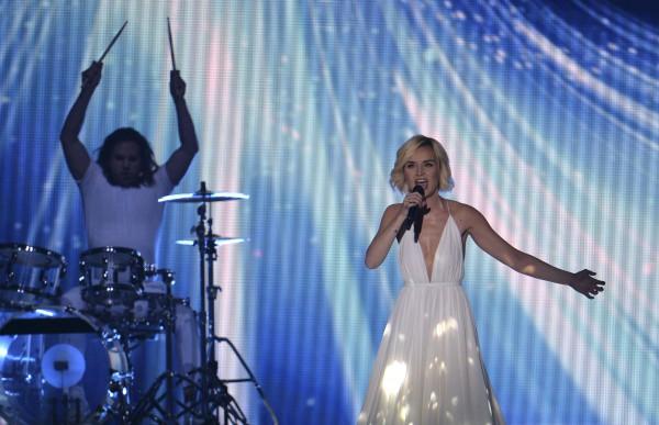 Евровидение 2015: Полина Гагарина