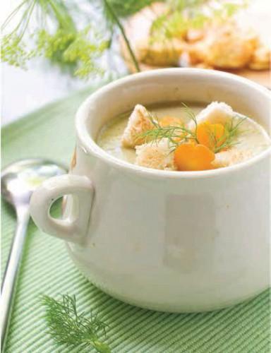Сырный суп – рецепт приготовления