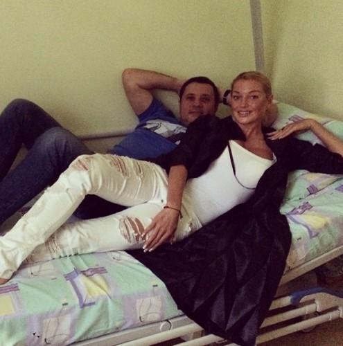 Волочкова с Бахтияром Салимовым