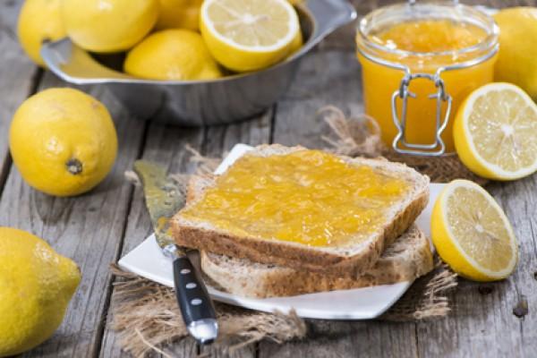 Рецепт                  Джем из лимонов