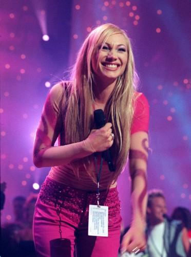 Шарлотта Перелли – победительница конкурса Евровидение в 1999 году