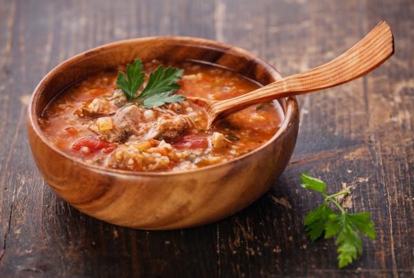 Суп харчо – классика грузинской кухни