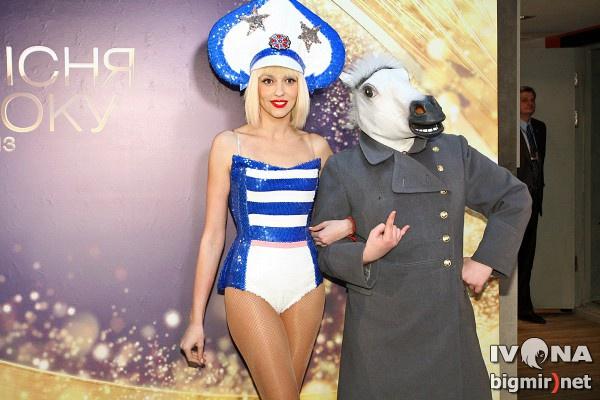 Ольга Полякова поедет на Евровидение от Люксембурга