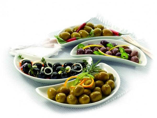 Испанские оливки украсят любой новогодний стол