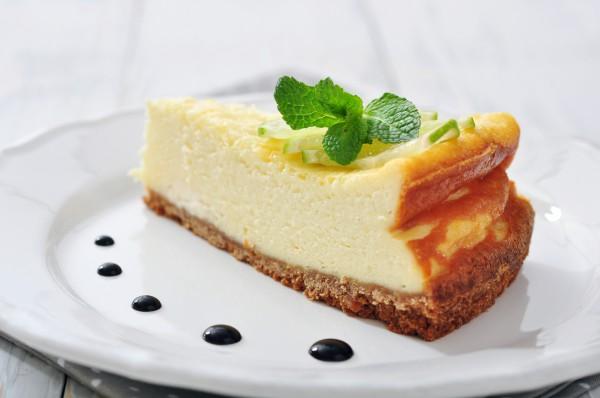 Рецепт                  Ленивый чизкейк с лимонным вкусом