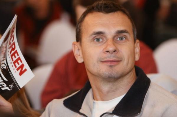 Олег Сенцов фото
