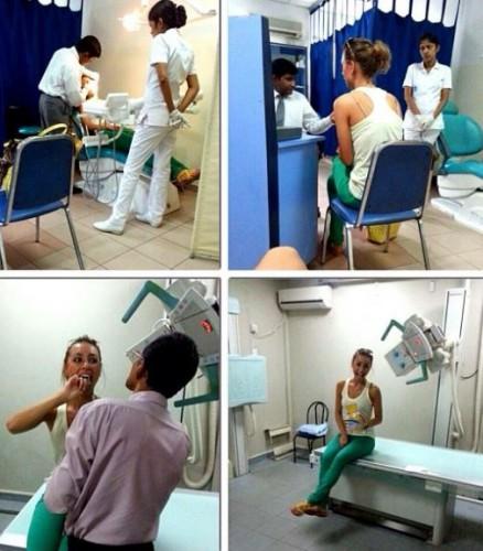 Отпуск Шульгиной закончился походом к врачу