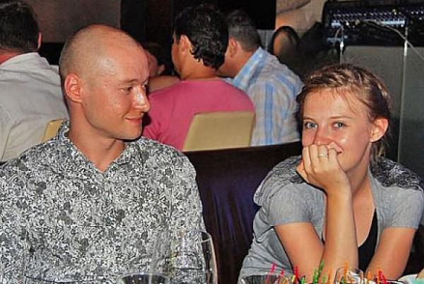 андрей хлывнюк фото с женой