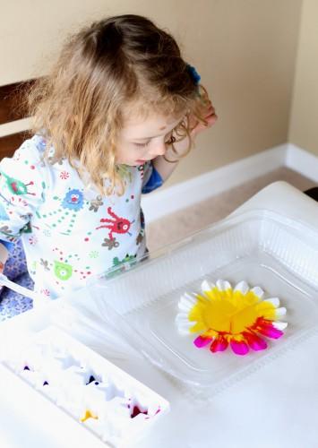 Цветок жизни и дети