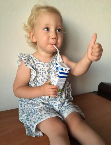 Как выбрать качественные молочные продукты для малышей?