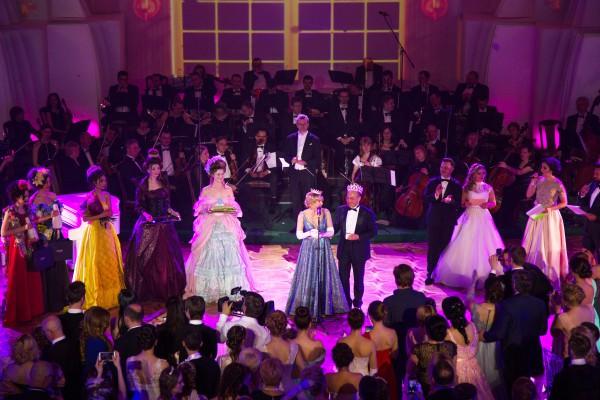 Венский бал собрал более 800 тыс. грн на благотворительные программы