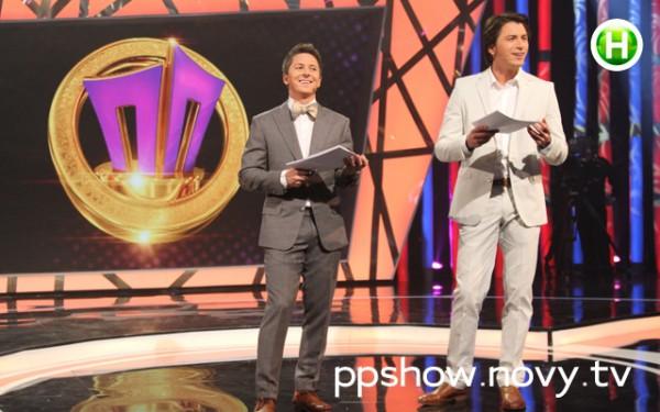 Съемки Педан-Притула шоу закончились травмами для звездных ведущих