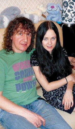 Наташа и Сергей Мельниченко