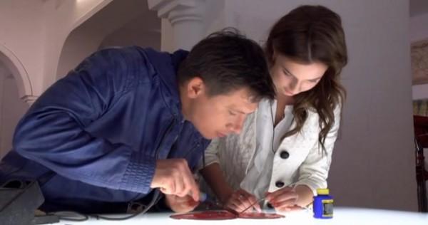 Холостяк 3 Россия: Тимур Батрутдинов с Дарьей Кананухой на свидании