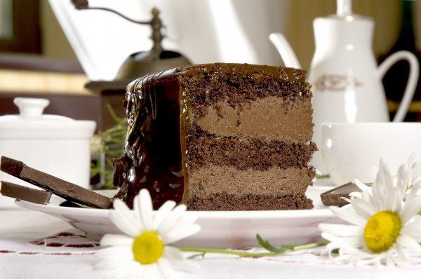 рецепт шоколадного торта на новый год