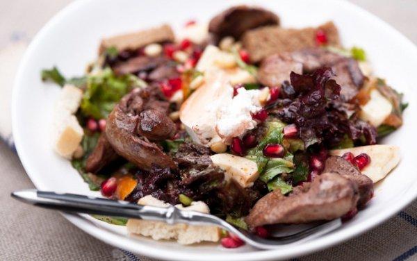 Рецепт                  Теплый рубиновый салат от Даши Малаховой