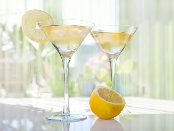 Домашний ликер лимончелло