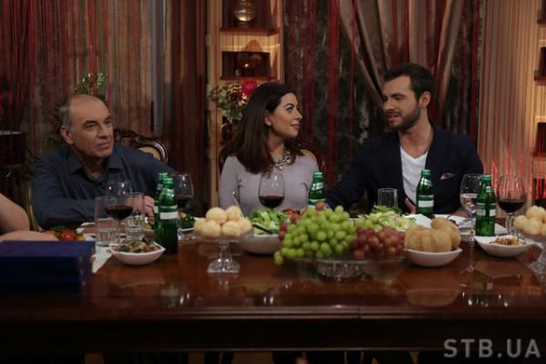 Холостяк 5 сезон одиннадцатый выпуск: Рамина познакомилась с семьей Сергея