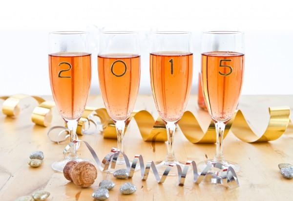 Новогодние коктейли 2015