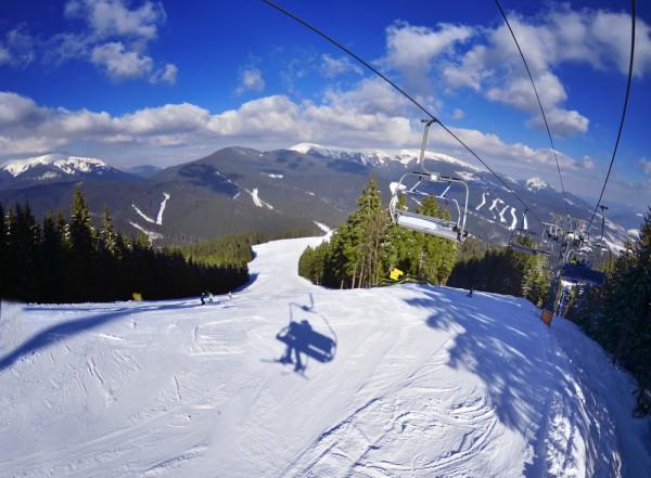 Закрытие лыжного сезона на Драгобрате фото
